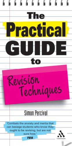 Practical Guide to Revision Techniques (Practical Guides)