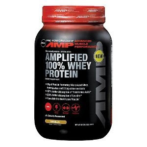 Gnc Pro Performance Amplified 100% Protein Drink, Vanilla, 2 Pounds