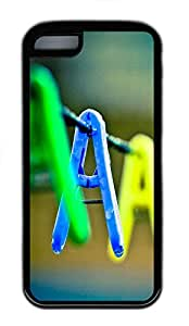 for iphone 5c Case Clip Mood TPU for iphone 5c Case Cover Black