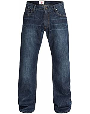 Mens Buster Dark Used 32 Blue 29