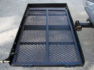 Wheelchair Scooter Mobility Carrier Medical Rack Ramp