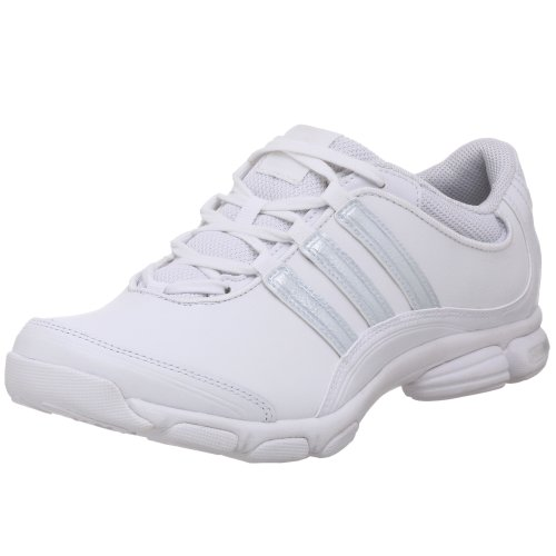 - adidas Women's Cheer Sport Cross-Trainer Shoes, White, ((7 M US)