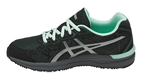 ASICS Women's Endurant Running Shoe (9, Hampton Green/Silver/Glacier Sea) by ASICS