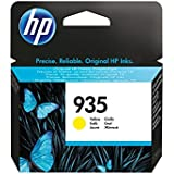 HP 935 Yellow Original Ink Cartridge Giallo cartuccia d'inchiostro