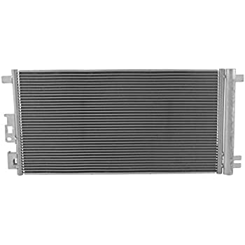 AC Condenser A//C Air Conditioning with Receiver Drier for Audi A4 A5 S4 S5 S6 S7
