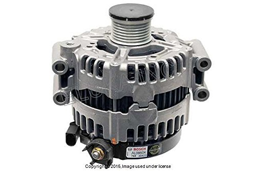 BMW Genuine Generator Alternator - 180 Amp (Rebuilt) 535i 535xi 535xi 135i M Coupé 335i 335xi 335i 335xi 335i 335xi 335is 335i 335is