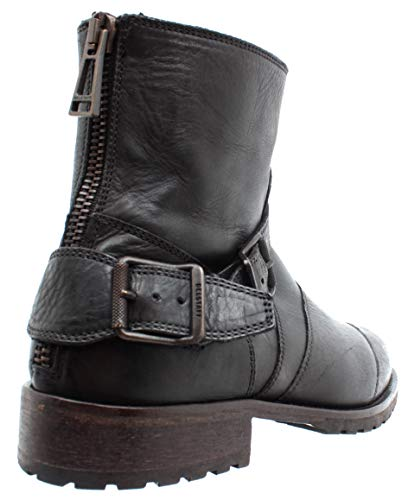 Belstaff Belstaff Black 40 Trialmaster Nero Boots Boots Boots qwP8xR
