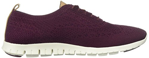 Cole Haan Women's Zerogrand Stitchlite Closed Oxford, Malbec, 10 B US by Cole Haan (Image #7)