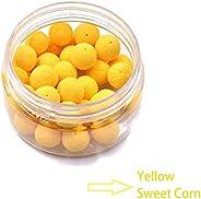 Phecda Sport 30pcs 14mm Smell Carp Fishing Bait Boilies Eggs / 4 Flavors Floating Ball Beads Feeder Artificial