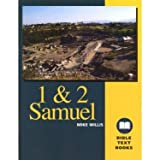 The Books of 1 and 2 Samuel, Willis, Mike, 1584270802