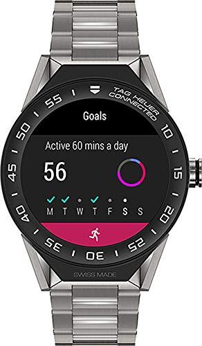 TAG Heuer Conectado Modular 45 Smartwatch sbf8 a8001 ...