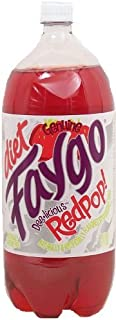 product image for Faygo Redpop diet strawberry flavor soda, 2-liter plastic bottle by Faygo