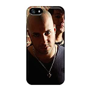 TimeaJoyce Iphone 5/5s High Quality Hard Cell-phone Cases Allow Personal Design High-definition Hammerfall Band Pictures [tRH19365QHMf]