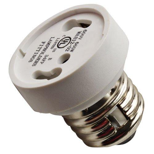 Halco 91001 - Medium Screw  to Bi-Pin Locking Adapter Conver