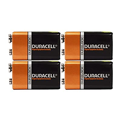 Duracell MN1604 9 Volt