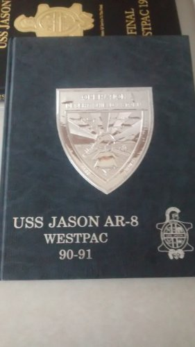 USS Jason AR-8 1990-91 Desert Shield Storm