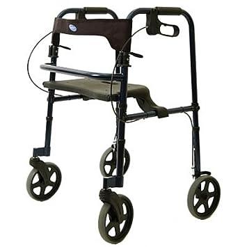 Amazon.com: Invacare Rollite Andador Rollator Rolling, con ...