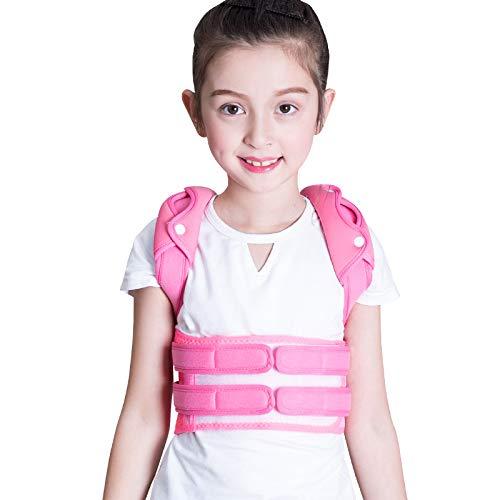 HOMELECT Corrector de Postura Ajustable en la Espalda, cinturón de ...