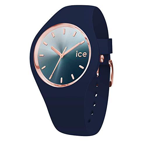 Ice-Watch-ICE-sunset-Blue-Montre-bleue-pour-femme-avec-bracelet-en-silicone-015751-Medium