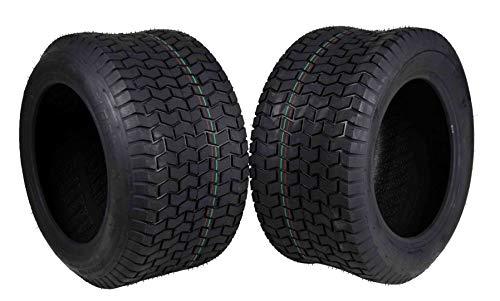 12 Mower (MASSFX 22x9.5-12 Lawn Mower Tire 20x9.5 Tractor Mower 2 Pack Tire 22x9.5x12 Lawn & Garden)
