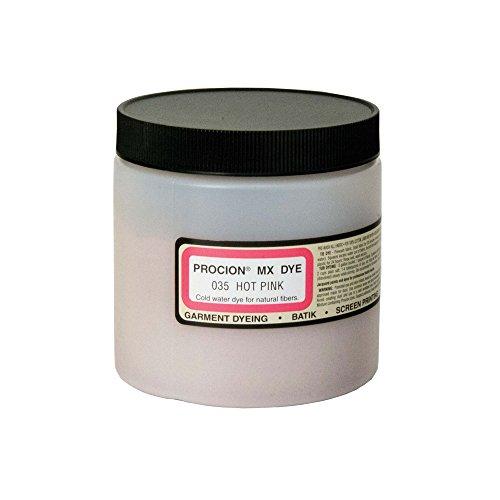 Jacquard Procion Mx Dye Hot Pink 8Oz