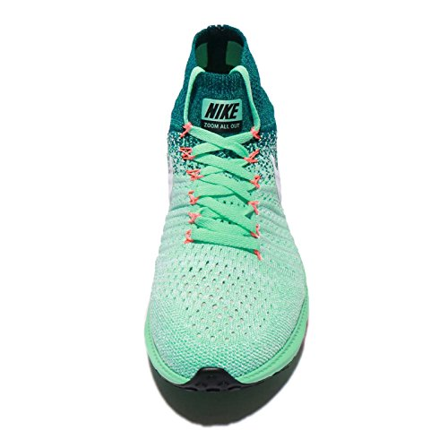 Turq Verde 5 845361 Eu Donna Glow Running Scarpe midnight green 300 Da 40 Nike Trail white 7w01q
