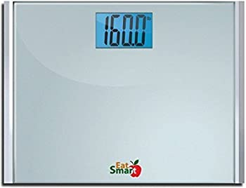 Eatsmart Precision Plus 440-Pounds Digital Bathroom Scale