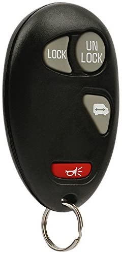 10335582-88 Key Fob fits 2001-2010 Chevy GMC Hummer Isuzu Oldsmobile Pontiac Keyless Entry Remote