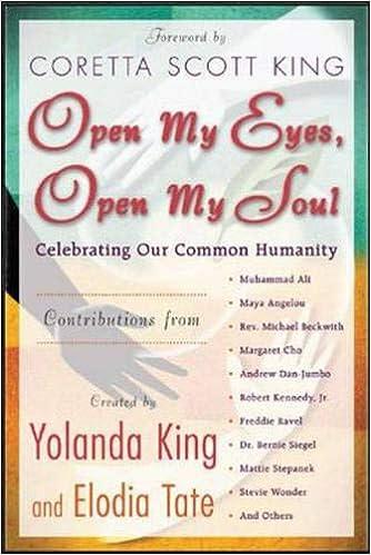 Open My Soul Open My Eyes