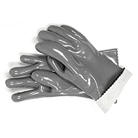 Steven Raichlen Best of Barbecue Insulated Food Gloves (Pair) / 12.6