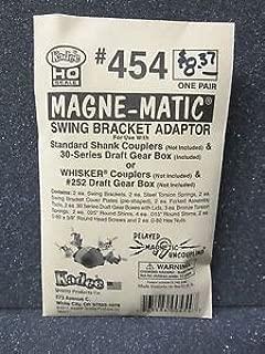 product image for Kadee 454 HO Swing Bracket Adaptor - Kit