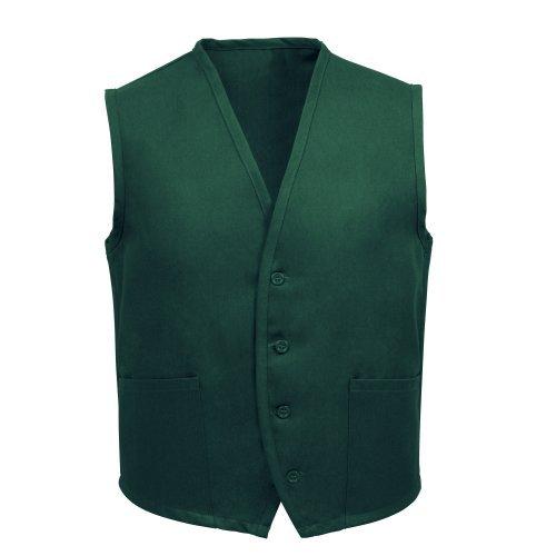Fame Adult's 2 Pocket Vest- Hunter Green -Large ()