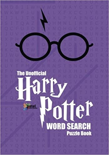 The Unofficial Harry Potter Word Search Book: 100 Themed Word