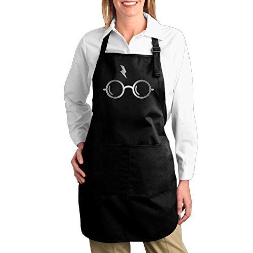 Harry Potter Platinum Style Kitchen Cooking Apron