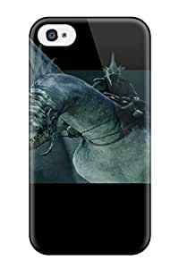 Defender Case For Iphone 4/4s, Lotr Fantasy Abstract Fantasy Pattern