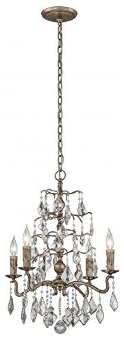Siena Four Light Pendant in US - 3