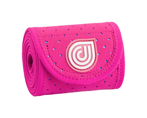 Dr Cool Ice Therapy Wrap, Pink, Medium