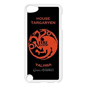 WINTER IS COMING Exquisite stylish phone protection shell Ipod Touch 5 Cell phone case for Game of Thrones pattern personality design