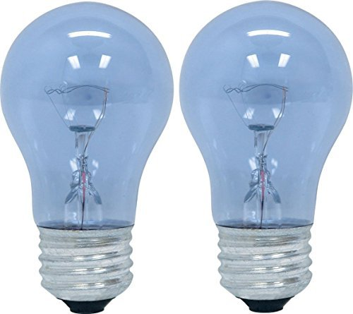 Ge Lighting 48706 40 Watt Reveal A15 Appliance Bulb  6 Pack Size  6 Pack Style  Reveal  2650K   Model    Tools   Hardware Store
