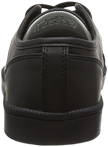 Buffalo 100-18 NAPPA PU, Sneaker donna Nero nero (black 01) 36