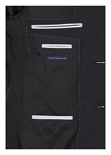 Jacket Hechter Trend Nero Daniel Nos Blazer Uomo 6w88g5q
