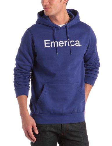 Emerica Pure - Sudadera para hombre, color 493 Azul