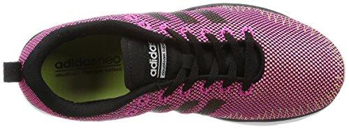adidas Cloudfoam Super Flex W, Scarpe da Ginnastica Donna, Rosa (Rosimp/Negbas/Ftwbla), 39 EU