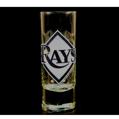 Tampa Bay Rays Glass (Tampa Bay Rays Hype Shot Glass - 2)