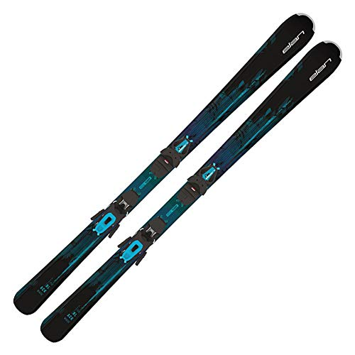 Elan 2019 Black Magic Light Shift Women's Skis w/ELW 9.0 Bindings (152)
