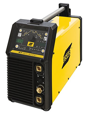 ESAB ET 301i AC/DC Power Source Only, W1009400 Tig Stick Welder 1 or 3 Phase Welding Machine, 300 Amp TIG/Stick Welder 208-460V