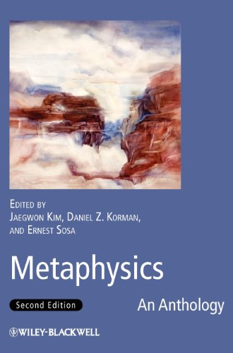 Metaphysics: An Anthology