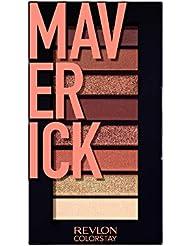 Revlon Colorstay Looks Book Eyeshadow Palette, Maverick...