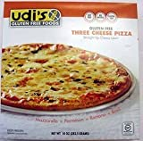 Udi's Gluten Free Pizza, Three Cheese, 10 Ounce (Pack of 6)