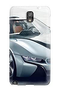 Excellent Design Bmw I8 Spyder Concept Car Case Cover For Galaxy Note 3
